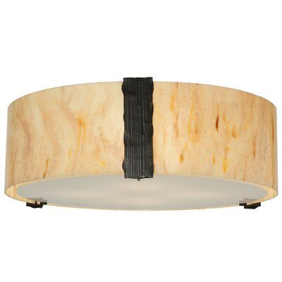 Cilindro 4-Light Flush Mount