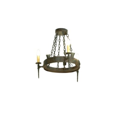 Warwick 6-Light Candle-Style Chandelier