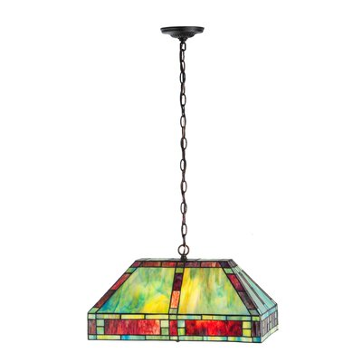 Chaves 2-Light Mini Pendant
