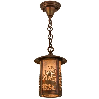 Fulton Apple Branch 1-Light Mini Pendant
