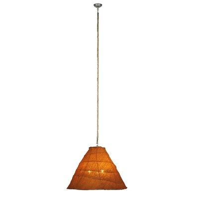 Greenbriar Oak 3-Light Mini Pendant