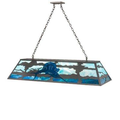 Sailfish 9-Light Pendant