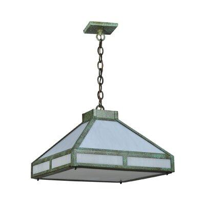 Whitewing Prime 4-Light Pendant
