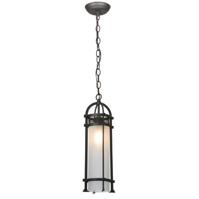 Cilindro 1-Light Foyer Pendant