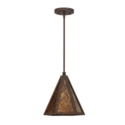 Lars 1-Light Mini Pendant