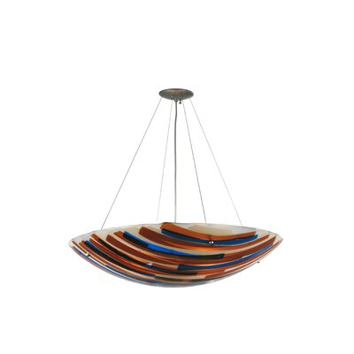 Oceano 4-Light Inverted Pendant