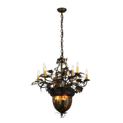 Greenbriar 11-Light Candle-Style Chandelier