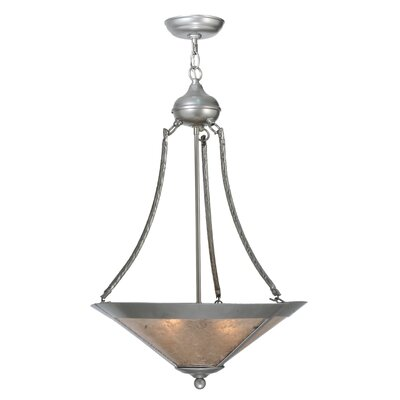 Van Erp 2-Light Inverted Pendant