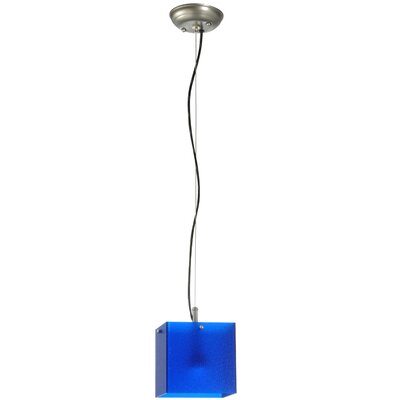 Quadrum 1-Light Mini Pendant