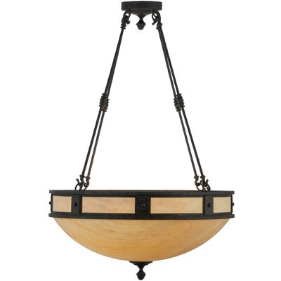 Capella 6-Light Inverted Pendant
