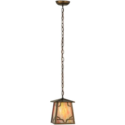 Kirkpatrick 1-Light Mini Pendant