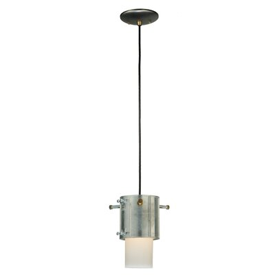 Cilindro Adatto 1-Light Mini Pendant