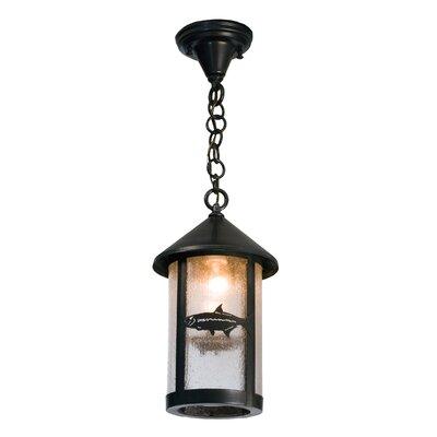 Tarpon Fulton Hanging 1-Light Pendant