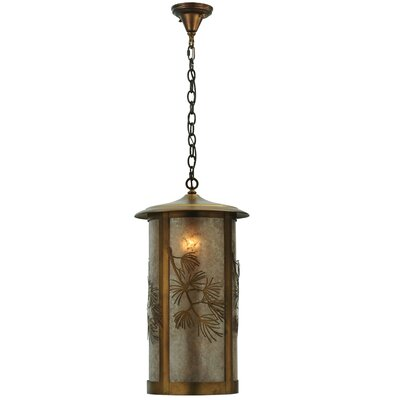 Fulton Lone Pine 1-Light Mini Pendant