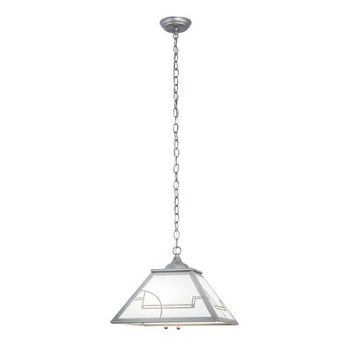 Revival Deco 2-Light Pendant