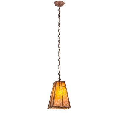 Yosemite 1-Light Mini Pendant