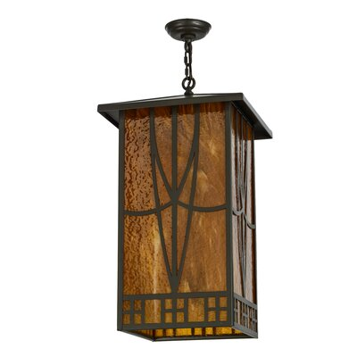 Scottsdale Mission 4-Light Foyer Pendant