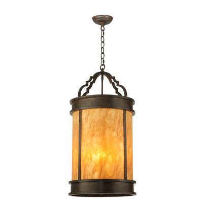 Wyant 4-Light Drum Pendant