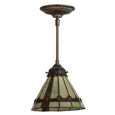 Belvidere 1-Light Mini Pendant