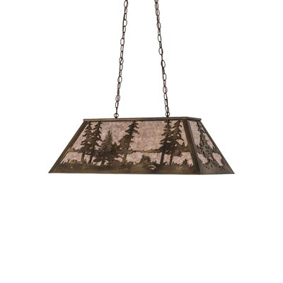 Tall Pines 6-Light Pendant
