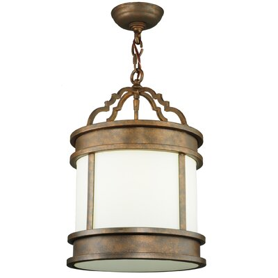 Wyant 1-Light Drum Pendant