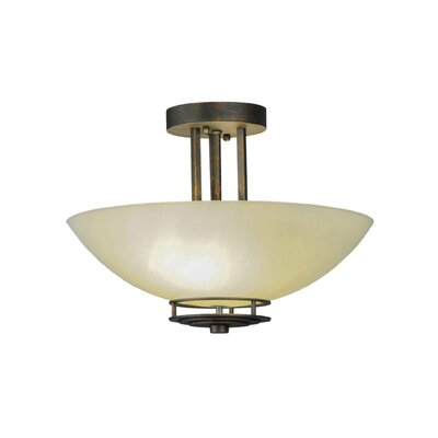 Thurston 2-Light Inverted Pendant