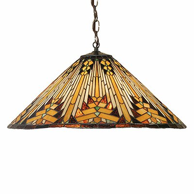 Mission Southwest 3-Light Pendant