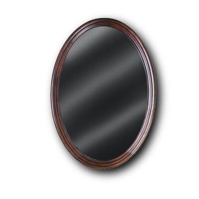 "Semi-Circle 24"" x 34"" Vanity Mirror"