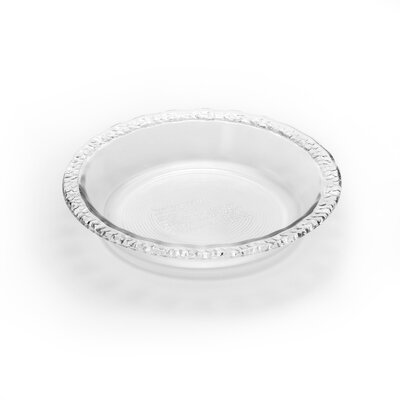 Borosilicate Glass Pie Dish 023-001