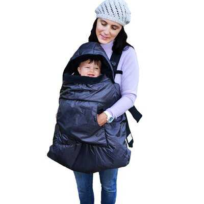 Tivoli Couture Miracle Wrap Bunting System Footmuff - Color: Charcoal Grey / Black at Sears.com