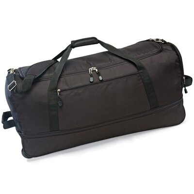"U.S. Traveler 30"" Ultra-Lightweight Expandable 2-Wheeled Travel Duffel at Sears.com"