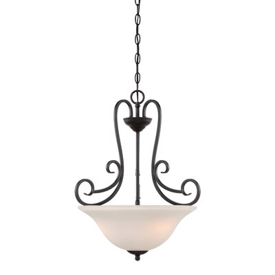Addison 3-Light Inverted Pendant