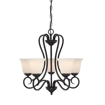 Addison 5-Light Shaded Chandelier