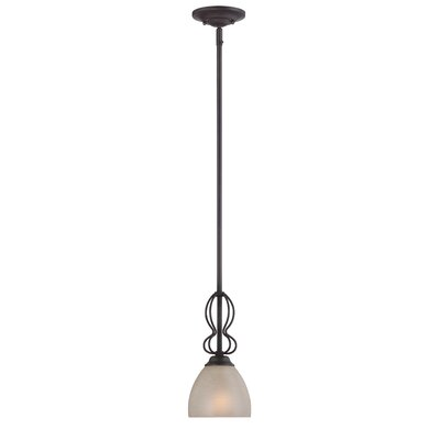 Tangier 1-Light Mini Pendant