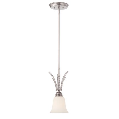 Grand Plazza 1-Light Mini Pendant