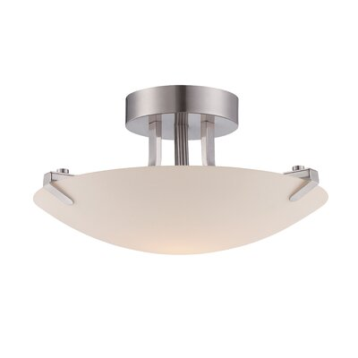 Archer Semi Flush Mount