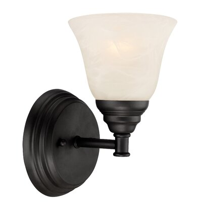 Kendall 1-Light Wall Sconce Finish: Oil Rubbed Bronze