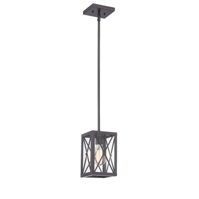 Harlon 1-Light Foyer Mini Pendant
