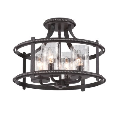 Palencia 4-Light Pendant