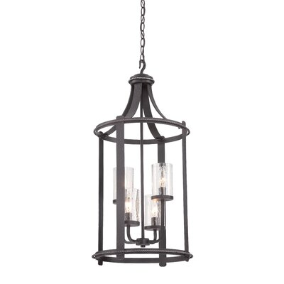 Halcott 4-Light Foyer Pendant