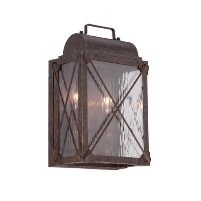 Colfax 1-Light Outdoor Wall Lantern