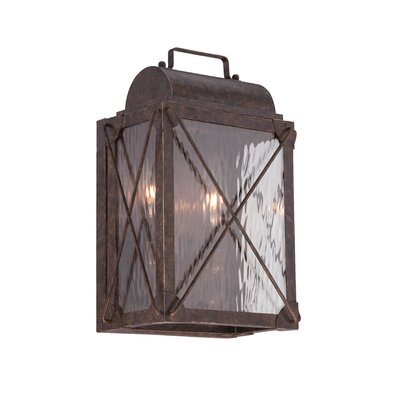 Colfax 2-Light Outdoor Wall Lantern
