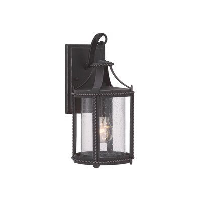 Palencia 1-Light Outdoor Wall Lantern