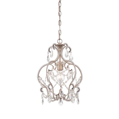 Calla 1-Light Mini Chandelier