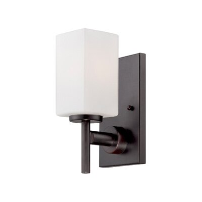 Dakota 1-Light Wall Sconce Finish: Biscayne Bronze
