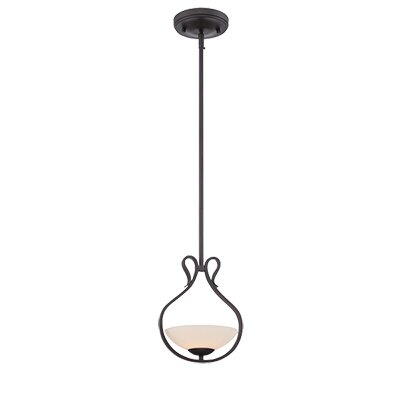 Galena 1-Light Mini Pendant