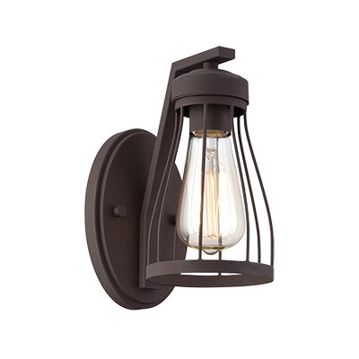 Brooklyn 1-Light Wall Sconce