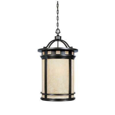 Sedona 3 Hall/Foyer Pendant Size: 33