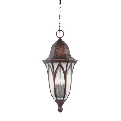 Berkshire 4-Light Outdoor Hanging Lantern