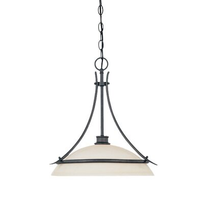 Amee 18.25 Pendant in Oil Rubbed Bronze - Energy Star